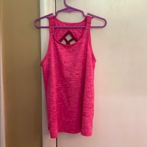 Girls sports tank top.